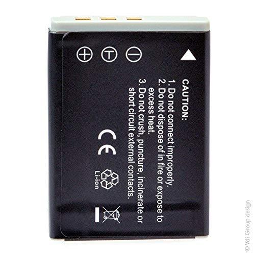 NX - Baterías cámara de fotos 3.7V 800mAh - NP-900 ; NP900 ; 02491-0015-00 BENQ