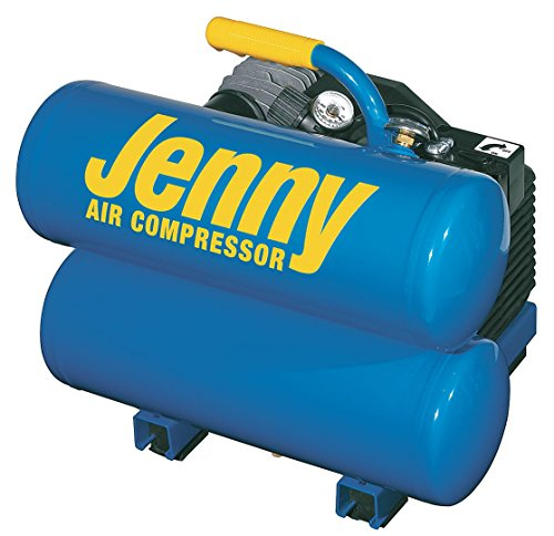 Jenny, AM780-HC4V-115/1, Air Compressor, 2 HP, 115V, 125 psi