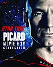 Star Trek Picard Movie & TV Collection [Blu-ray]