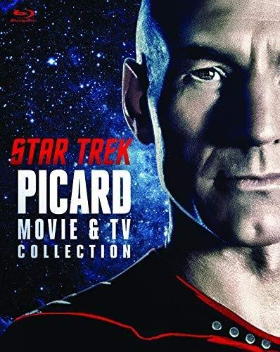 Star Trek: Jean-Luc Picard Tv & Movie Collection (6 Blu-Ray) [Edizione: Stati Uniti]