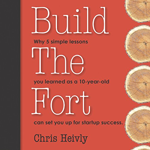 Build the Fort audiobook cover art