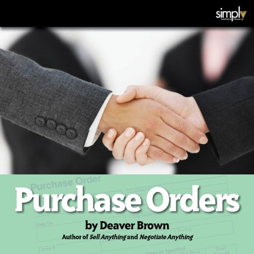Purchase Orders cover art