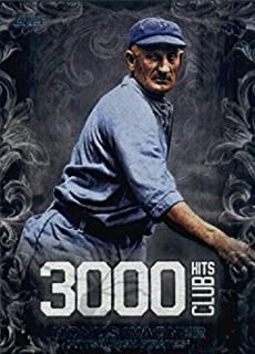 2016 Topps Update 3000 Hit Club #3000H-5 Honus Wagner Pittsburgh Pirates Baseball Card