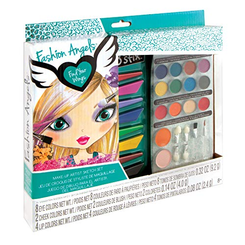 Fashion Angels Make Up Artist Sketch Set Buy Online In Zambia Fashion Angels Products In Zambia See Prices Reviews And Free Delivery Over 1 000 Zmw Desertcart