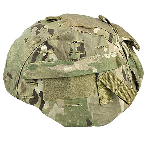ATAIRSOFT Emerson Airsoft Tactical Helmet Cover for Military MICH 2000 Ver2/ACH Helmet (MC)