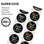 Thank You Stickers Roll Small Business 1.5 inch Thank You for Supporting My Small Business Stickers Label Small Business…