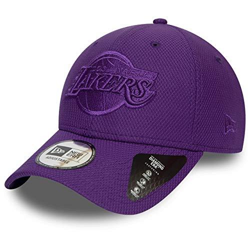 New Era Mono Team Colour 9Forty Loslak PRP Gorra, Unisex Adulto, Purple, Talla Única