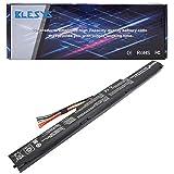 BLESYS X550E Compatible con batería para computadora portátil F550Z F550ZE F550ZA F550D F550DP F550 A41-X550E Batería (14.4V 37Wh Negro)