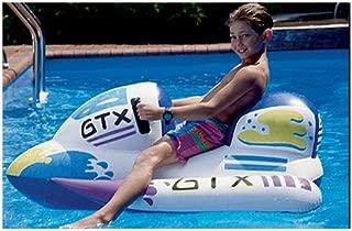 Swimline GTX Wet Ski Inflatable Ride-On 1 White