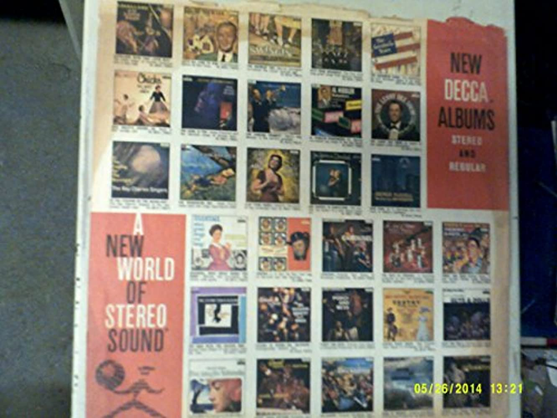 Hymns By Tennessee Ernie Ford Record Vinyl Album LP