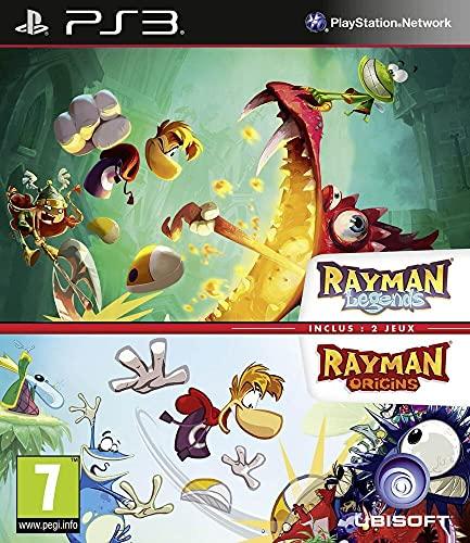 Rayman Legends + Rayman Origins [Importación Francesa]