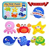Puzzle Toy Age 1-4 Boys Girls, Puzzle Puzzle Toy per 1-3 Anni Baby Toddler Gift per 2-5 Year Boy Kids Regalo Age 2-6 Girls Boys Regalo di Compleanno