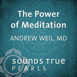Power of Meditation cover art