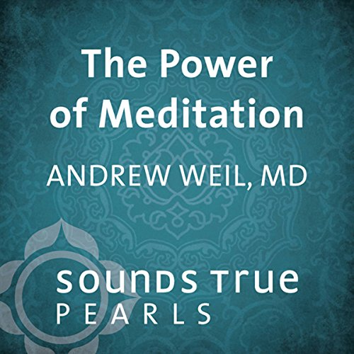 Power of Meditation audiobook cover art