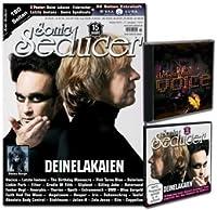 """Sonic Seducer 10/2010: Mit exkl. 5-Track """"Voice""""-EP von Delerium + M'Era Luna Beilage inkl. 4 Poster v. Eisbrecher, Deine Lakaien, Sonic Syndicate, Letzte Instanz + CD; Titel: Deine Lakaien"""