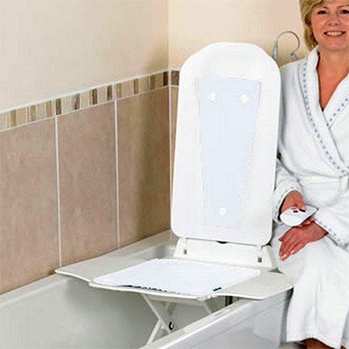 Bath Lift, Bathmaster Deltis, Bath Chair for Easy Bathing, Bathroom and...