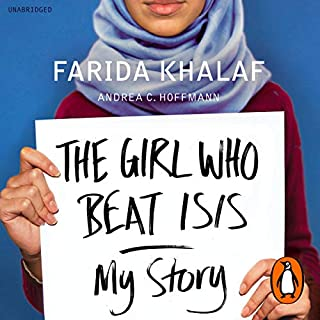 The Girl Who Beat Isis cover art
