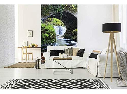 Vlies Fototapete IRLAND 150 x 250 cm | Vliestapete - Wandtapete für Wohnzimmer Schlafzimmer Büro Flur | PREMIUM QUALITÄT - MADE IN EU - Inklusive Tapetenkleber