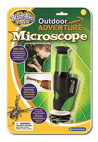 ToyCenter Adventure Microscopio per Fuori