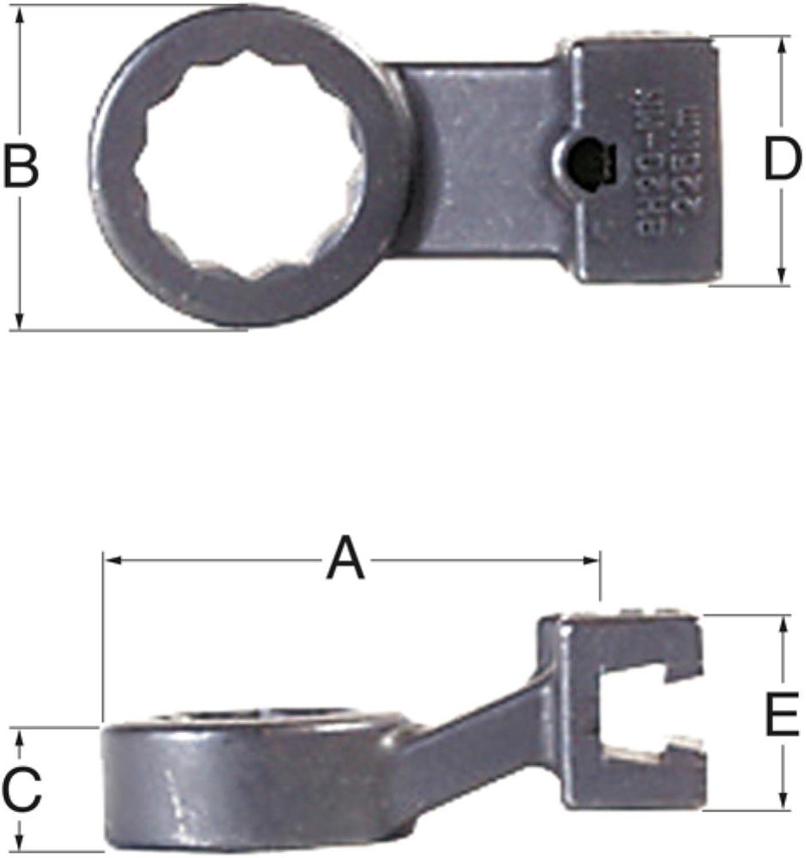 Ringschlüssel 14 mm BH-14 B0046YFATM B0046YFATM B0046YFATM | Einfach zu bedienen  c99f90