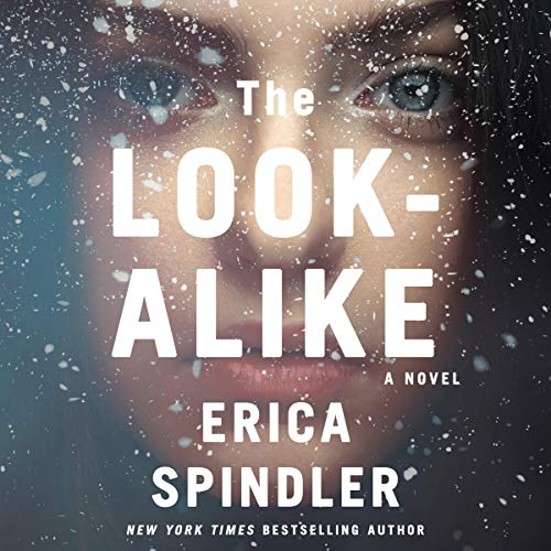 The Look-Alike audiobook cover art