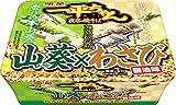 明星 一平ちゃん 夜店の焼そば 山葵×わさび醤油味 114g ×12個