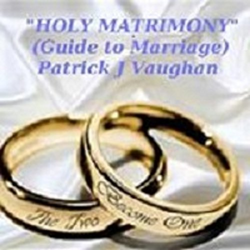 Holy Matrimony audiobook cover art