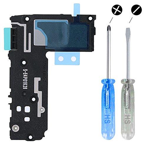 MMOBIEL Lautsprecher Ringer Buzzer Flex Dolby Atmos Sound kompatibel mit Samsung S9 G960 Series mit Schraubenzieher