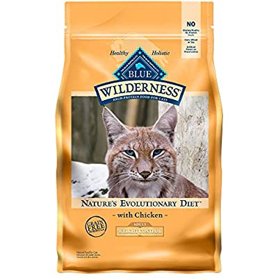 Grain Free Real Chicken Weight Control Dry Cat Food