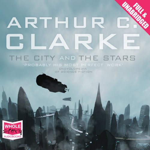 The City and the Stars Titelbild