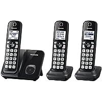 Panasonic KX-TGD513B Expandable Cordless Phone System