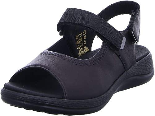 Damen Sandaletten Hallux Sandalette HI Dynamic 536002-40 schwarz 681600