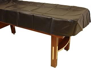 Championship Shuffleboard Table Cover - Black - 18'