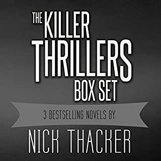 Killer Thrillers Box Set cover art