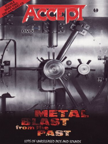 Metal Blast From The Past [Reino Unido] [DVD]