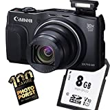 1A Photo Porst Canon Powershot SX710 HS - Tarjeta de memoria SD de 8 GB