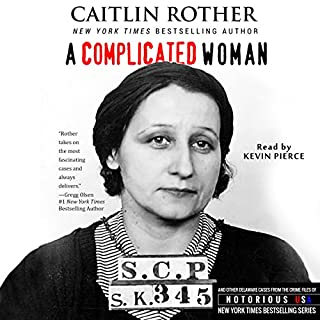 A Complicated Woman: South Carolina, Notorious USA cover art