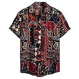 Camisa de Lino y Algodón...