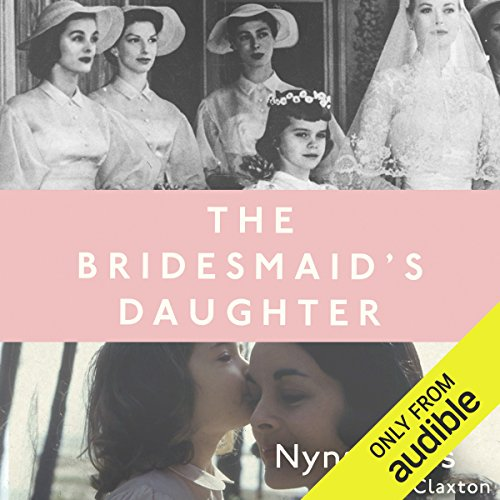 The Bridesmaid's Daughter audiobook cover art