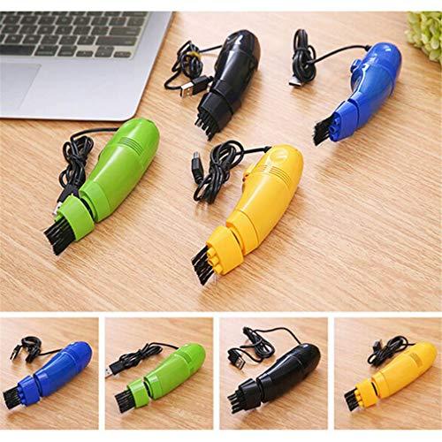 Aspirador para teclado USB de pequeñas dimensiones. Mini aspiradora