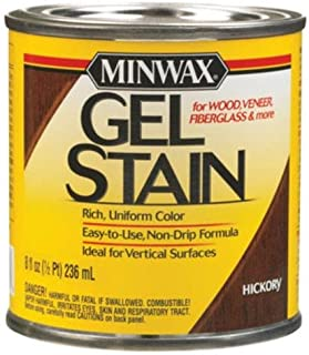 1/2PT Hickory Gel Stain