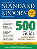 Standard and Poors 500 Guide 2013 (Standard & Poors 500 Guide) (English Edition)