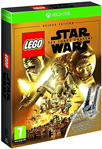 Warner Brothers - Lego Star Wars: The Force Awakens - Deluxe Edition (Kylo Ren Command Shuttle Mini Set) /Xbox One (1 GAMES)