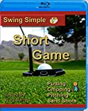 (Blu-ray) Swing Simple Short Game By Scott Barrett Golf Instruction Video