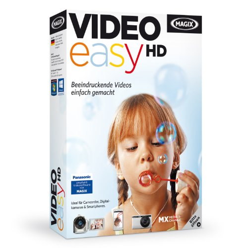 MAGIX Video easy HD (Version 5)