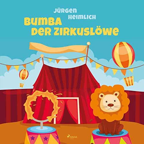 Bumba der Zirkuslöwe cover art