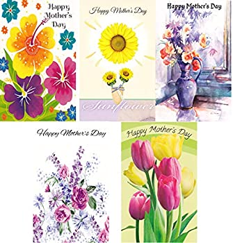 Assorted Mother s Day Greeting Cards 30 Pack
