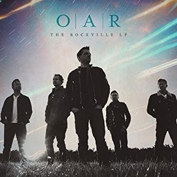 The Rockville LP by O.A.R  Of A Revolution   2014-06-10