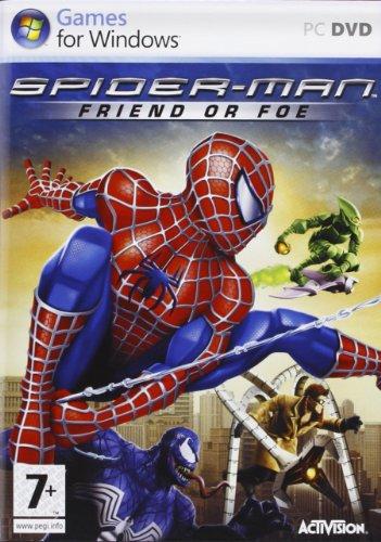 Spider-man: Friend or Foe  [Edizione: Regno Unito]