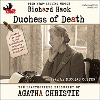 Duchess of Death audiobook cover art